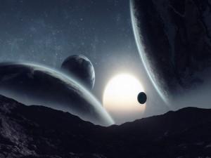 Planetas custodiados por el sol