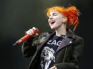 Hayley Williams, vocalista de Paramore