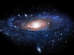 Bonita galaxia