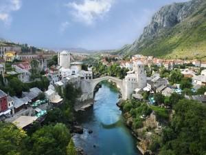 Puente Viejo de Mostar (Bosnia y Herzegovina)