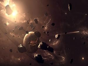 Asteroides próximos a un planeta