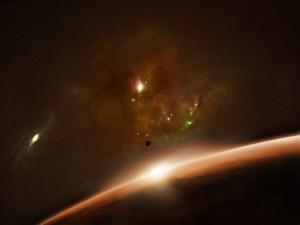 Espectacular imagen del universo