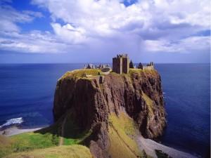Castillo de Dunnottar (Escocia)