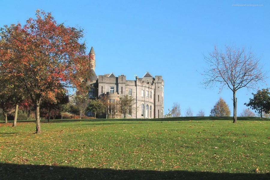 Castillo Airthrey (Universidad de Stirling, Escocia)