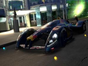 """Automóvil de carreras de la serie de videojuegos """"Gran Turismo"""""""