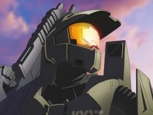 """Protagonista principal de la serie de videojuegos """"Halo"""""""