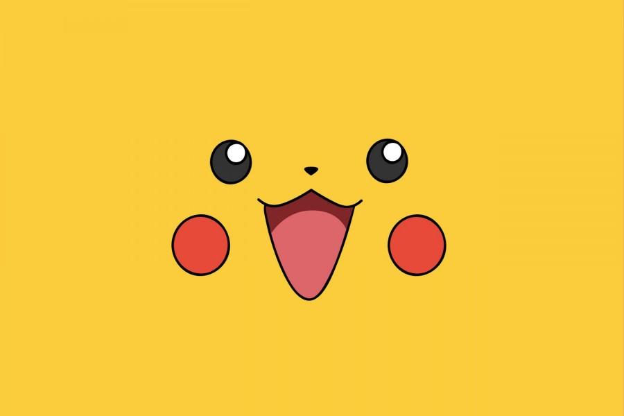 La cara de Pikachu (Pokémon)