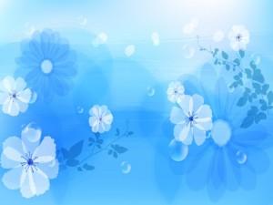Flores abtractas