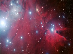 Cúmulo Árbol Navideño (NGC 2264)