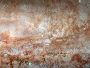 Galaxia de la Moneda de Plata (NGC 253)