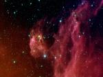 Estrellas infantiles en la nebulosa de Orión