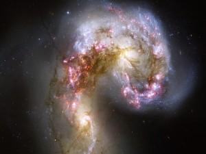 Galaxias Antennae