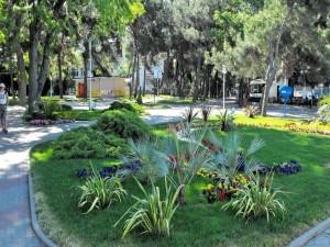Jardín callejero