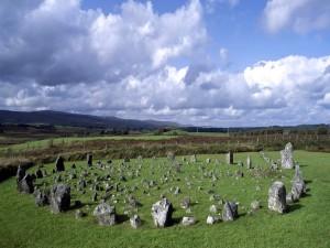 Círculos de piedra Beaghmore (Irlanda)