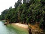 Bonita zona costera
