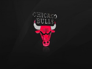 Brillante logotipo de Chicago Bulls