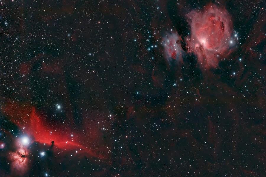 Nebulosa de Orión (M42)