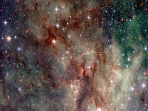Nebulosa de la Tarántula