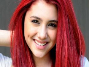 La actriz y cantante Ariana Grande
