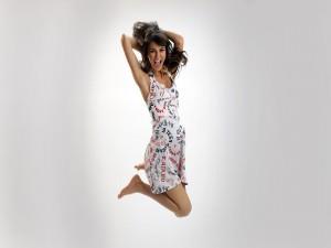 La actriz y cantante Victoria Justice