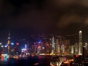 La noche de Hong Kong