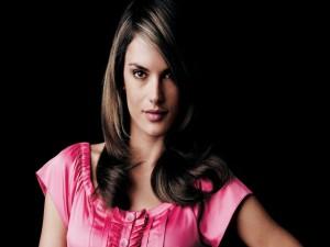 La supermodelo brasileña Alessandra Ambrosio