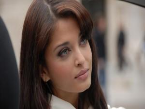 Aishwarya Rai, modelo y actriz de la India
