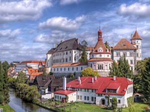 Castillo de Jindrichuv Hradec (República Checa)