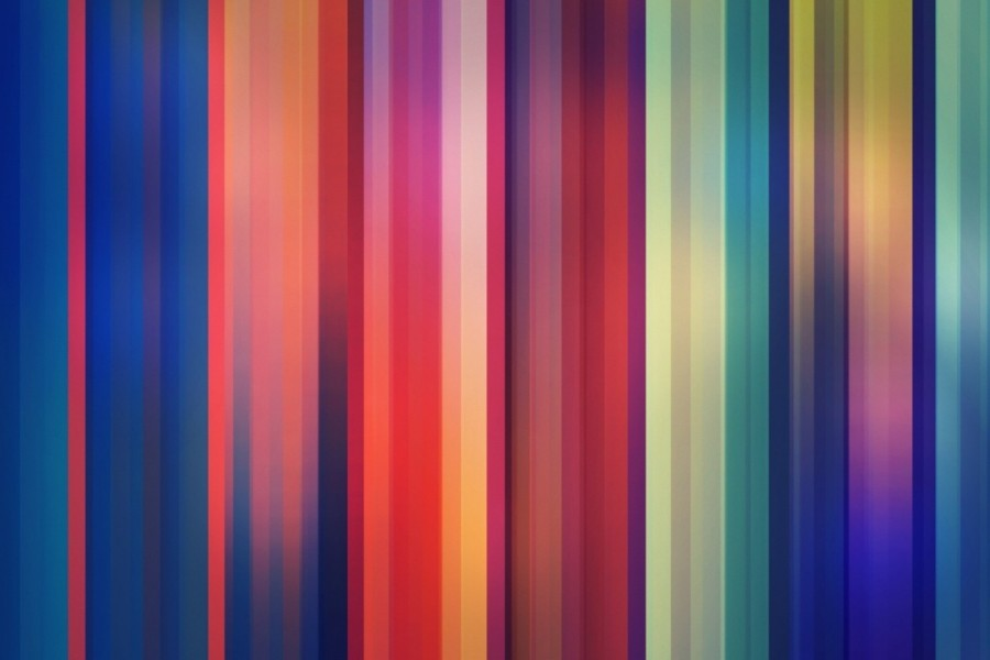 Rayas coloridas