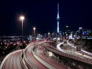 Carreteras de acceso a la ciudad