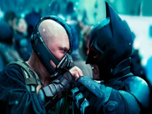 Batman vs Bane (The Dark Knight Rises)
