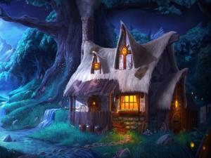 """Casa del videojuego """"Trine 2"""""""