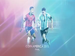 "Final ""Copa América 2015"""