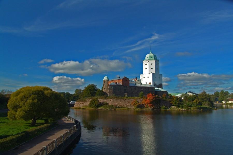 Castillo de Víborg (Rusia)