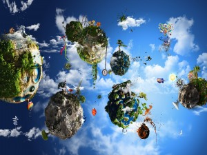 Diferentes ecosistemas