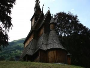 Una original iglesia