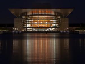Ópera de Copenhague (Dinamarca)