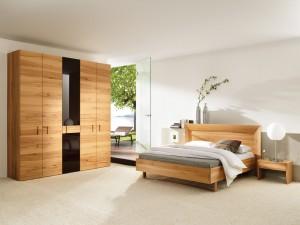 Un dormitorio sencillo