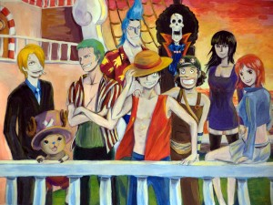 One Piece (Straw Hat Pirates)