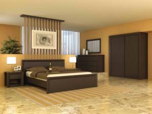 Un bonito dormitorio