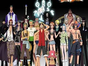 "Personajes de ""One Piece"""