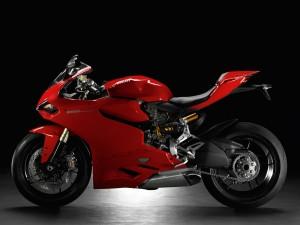 Ducati roja