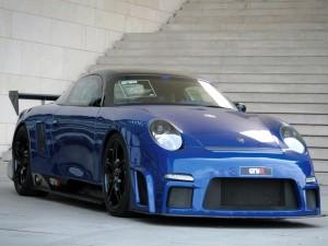 Porsche GT9-R