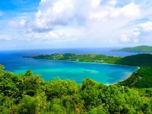 Bonitas vistas del mar y la costa