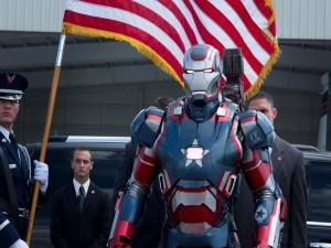 "Escena de ""Iron Man 3"""