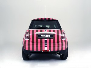 Mini Cooper Paul Weller