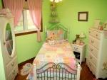 Un dormitorio infantil