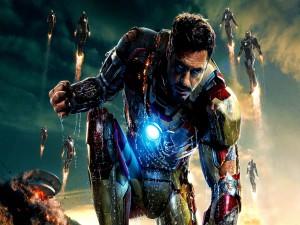 """Película """"Iron Man 3"""""""