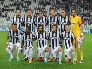 Jugadores de la Juventus