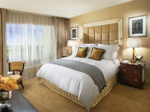 Elegante dormitorio